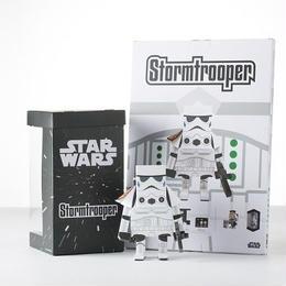 【ペーパートイ】STARWARS  - STORM TROOPER(13センチ)