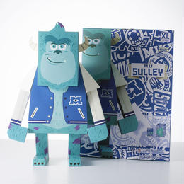 【ペーパートイ】DISNEY.Monsters University- SULLEY(11インチ)