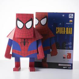【ペーパートイ】MARVEL - SPIDER MAN(11インチ)
