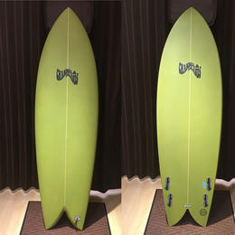 【CHANNEL ISLANDS】 SKINNY FISH 6'0""