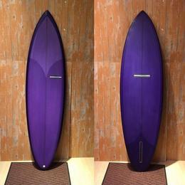 """【Y.U SURF CLASSIC】 SINGLE 6'6"""""""