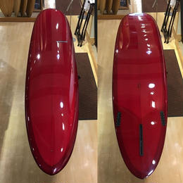 """【Y.U SURF  CLASSIC】  ALL ROUND NOSE RIDER 9'2"""" FIN付き"""