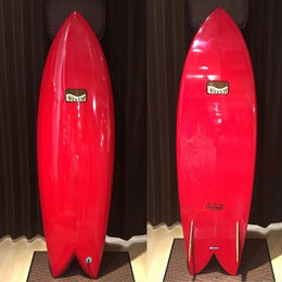【CHANNEL ISLANDS】EVEN KEEL 6'0""
