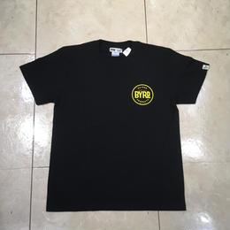 【BYRD】 Circle Logo LTD T-SHIRT  Black