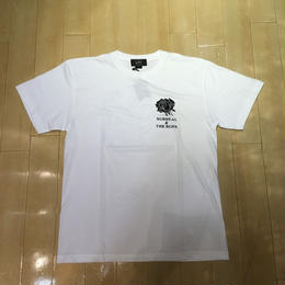 【SURREAL】SURREAL×THE SUNS   T-SHIRT  White