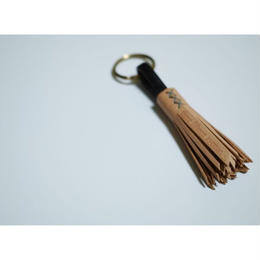three fifteen tassel key holder