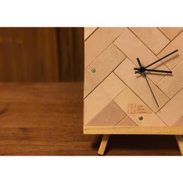 three fifteen herringbone wall clock