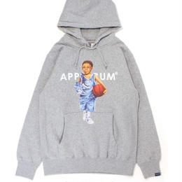 "APPLEBUM ""North Carolina"" Boy Sweat Parka"