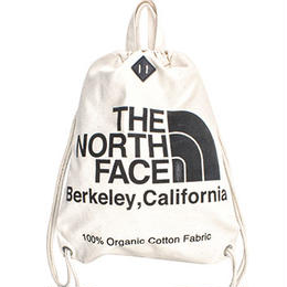 "THE NORTH FACE PURPLE LABEL ""Canvas Logo Nap Sac"""