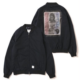 """KATE"" Blouson [Navy]"