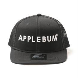 """APPLEBUM """"Logo Mesh Cap (Starter Body)[Black]"""""""