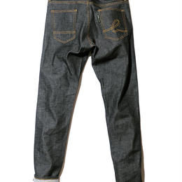 "BackChannel ""NON WASH STRETCH TAPERED DENIM"""