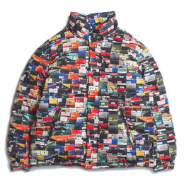 "K.B.A.S."" Innercotton Jacket"