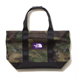 "THE NORTH FACE PURPLE LABEL ""MESH TOTE BAG"""