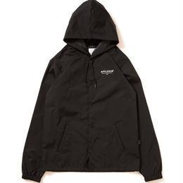 """APPLEBUM """"Hood Coach Jacket [Black]"""""""