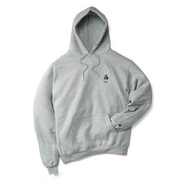 "INTERBREED ""USA BEAR EMBROIDERED HOODIE"""