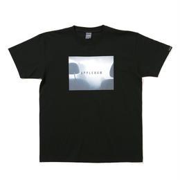 "APPLEBUM ""Smoke Box"" T-shirt [Black]"