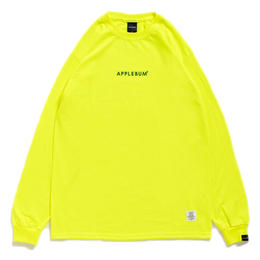 Neon L/S T-shirt [Yellow]