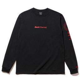 "BackChannel ""CHAINSAW LONG SLEEVE T"""