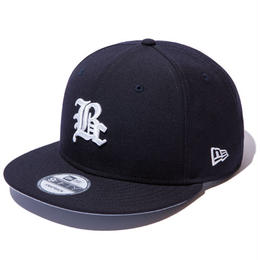 "BackChannel ""BACK CHANNEL × New Era® 9FIFTY™ SNAP BACK"""