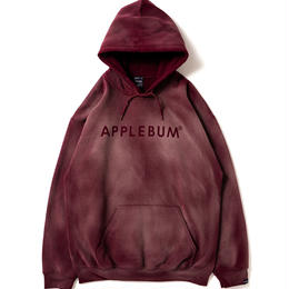 Bleach Sweat Parka [Maroon]
