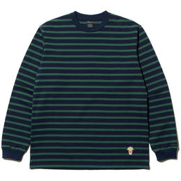 BackChannel-BORDER L/S T