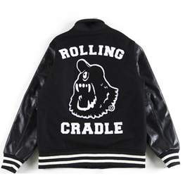 "ROLLING CRADLE ""RC SHOUT STADIUM JUMPER"""