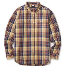 HEAVY PLAID NEL B.D SHIRT