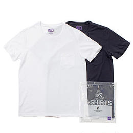 "THE NORTH FACE PURPLE LABEL ""COOLMAX® Pack Tee"""