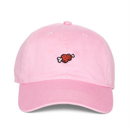 "APLLEBUM ""HONENIKU Cotton Cap[Pink]"""