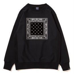 "Bandanna"" Crew Sweat"