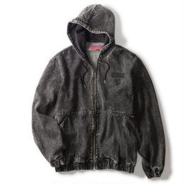 "INTERBREED ""CHEMICAL WASHED HOOD JACKET"""