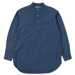 "THE NORTH FACE PURPLE LABEL ""Indigo Mountain Pullover Shirt"""