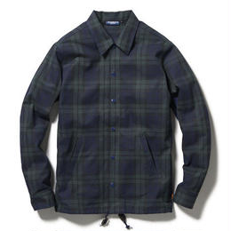 "INTERBREED ""PATTERNED FIELD JACKET"""