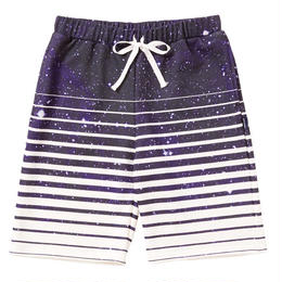 "APPLEBUM ""Space Border2 Short Pants"""