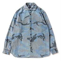 Denim Camo Shirt