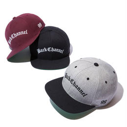 "BackChannel ""OLD ENGLISH LOGO SNAP BACK"""