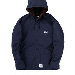 "FTC ""HOODED COACH JACKET"""