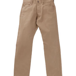 "FTC ""EMB - straight fit 5 pocket chino"""