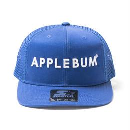 """APPLEBUM """"Logo Mesh Cap (Starter Body)[Blue]"""""""