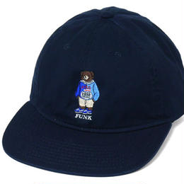 """INTERBREED """"BEAR EMBROIDERED BALL CAP"""""""