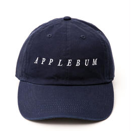Logo Cotton Cap  (Black,navy,white)