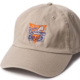 "INTERBREED ""DOOBIE DINER'S BALL CAP"""