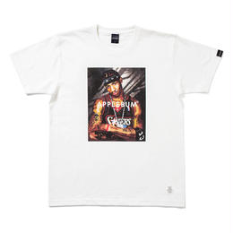 "Shibuya Tadaomi ""The Answer"" T-shirt [White]"