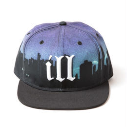 "APPLEBUM ""ill"" City Snapback Cap"