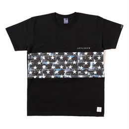 """Black Kicks Box Stars"" Mix T-shirt"