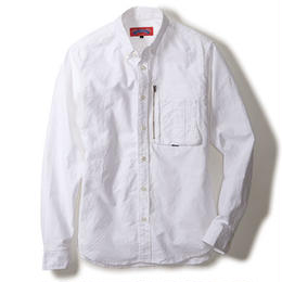 "INTERBREED ""MA-1 OXFORD SHIRT"""