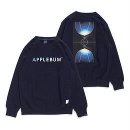 "APPLEBUM ""Basketball Court"" Crew Sweat"