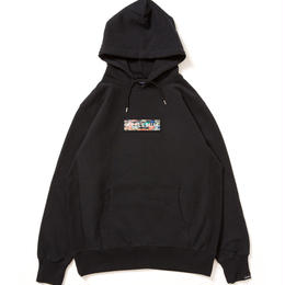 "APPLEBUM ""KBAS"" Wappen Sweat Parka"