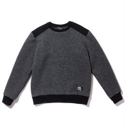 "BackChannel ""WOOL CREW SWEAT"""